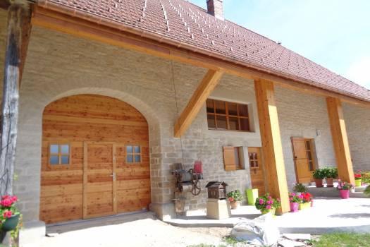 Maison style Rénovation - Clucy