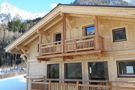 Maison style Authentique - Les Houches