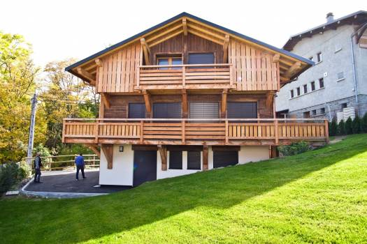 Maison style Rénovation - Megève