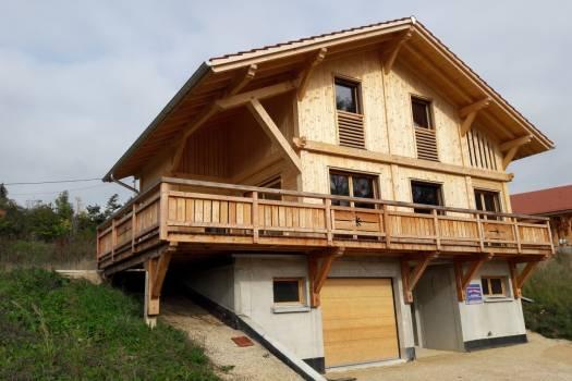 Maison style Authentique - Montperreux