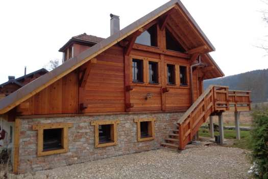 Maison style Rénovation - Rochejean