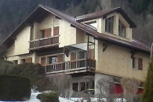 Maison style Rénovation - Rénovation énergétique à Morteau