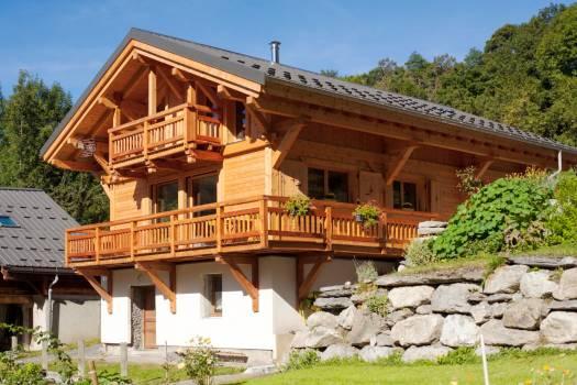 Maison style Authentique - Servoz