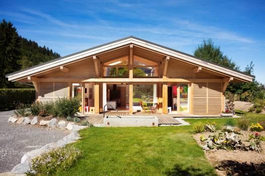 Maison style Authentique - St Gervais